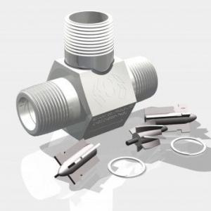 Compteurs de turbine durables et de haute qualité