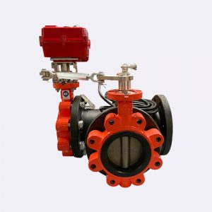 80 & 81 Series Resilient Seated Butterfly Valve